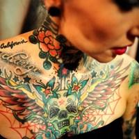tattoo removal III.