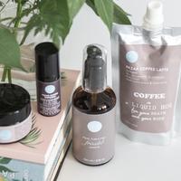 a kávé szerepe a bőrápolásban | Phi Pazar Coffee termékcsalád