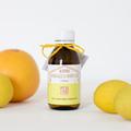 Berber Beauty citrus masszázs- és fürdőolaj
