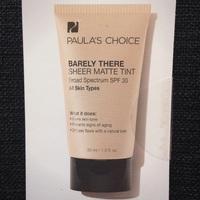 Paula's Choice Barely There színezett hidratáló SPF30