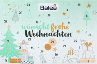 Balea adventi kalendárium tartalma