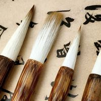 A japán ecsetkészítés művészete