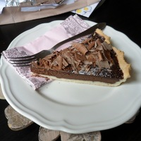 Ramsey csokis pitéje