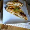 Ricottás-sütőtökös quiche