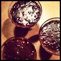 Csokis tápiókapuding