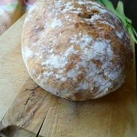 Ropogós házi kenyér