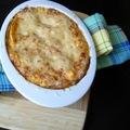 Sütőtökös-ricottás lasagne