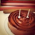Sós-karamellás csokoládétorta