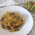 Rakott cukkini – rakott krumpli módra