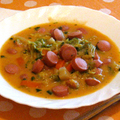 Frankfurti leves kínai kelből (levesek – 2.)
