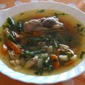 Csontok, zöldségek, levesek (3. beszámoló)