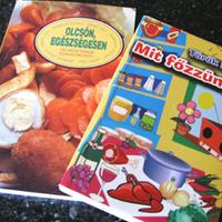 Szakácskönyveim ...
