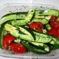 (Enyhén) sózott zöldségek
