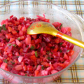Vinyegret (винегрет) – céklás saláta