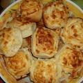 Kelt sajtos csiga