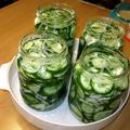 A fermentált uborka – télre