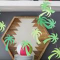 Tropical stílusú dekorációs ötletek
