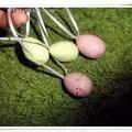 Húsvéti tojás dekoráció