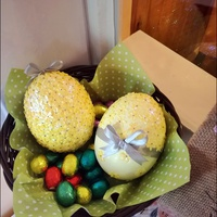 Napsárga tojások