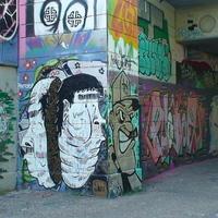 Graffiti turizmus Bécsben