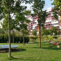 Lakótelepi élet Bécsben