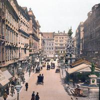 Fiákerek Bécsben