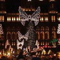 Karácsonyi varázs Bécsben