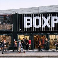 Új bevásárlóközpont nyílt Bécsben - konténerekből
