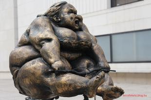 Életvidám kövér nők Bécsben