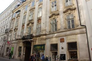 Magyar arisztokraták palotái Bécsben