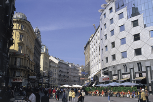 Európában Bécs a csúcs