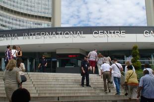35 éves az ENSZ európai főhadiszállása Bécsben