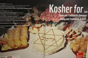 Kóser konyha a múzeumban