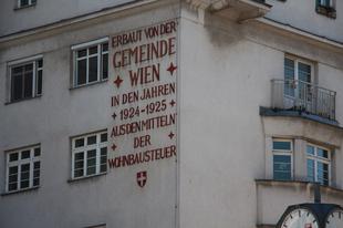Szociális bérlakások Bécsben