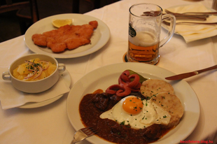 5 ital, amit feltétlenül kóstoljunk meg Bécsben