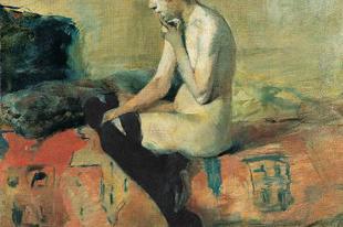 Bécsben a bordélyházak festője