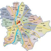 Melyik budapesti kerület a legnépszerűbb 2016 végén?