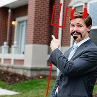 6 jel, hogy rossz ingatlanost választottál!