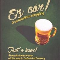 Ez sör! – Ez könyv!