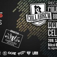 Félidő - Reczer Collabrew Series népünnepély