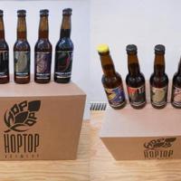 Olimpiai ötös - A HopTop Brewery sörei