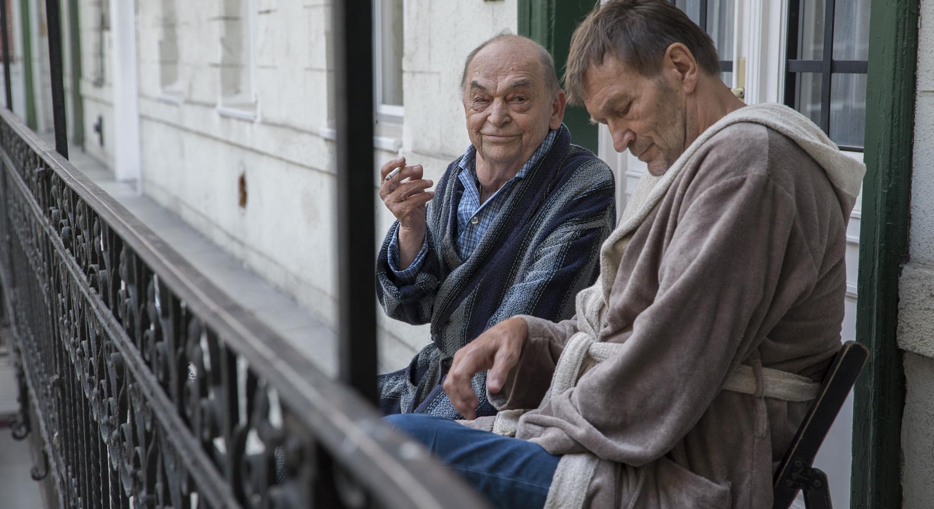 A fogadóbizottság tagjai: Géza és Károly.<br />Fotó: port.hu