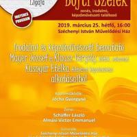 Geri és a Bohemian Acoustic - Böjti szelek zenés irodalmi, képzőművészeti találkozó, 2019. március 25. Széchenyi István Művelődési Ház