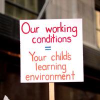 Pedagógus érdekvédelem Angliában