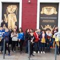 Látogatás az Inkák aranya kiállításon