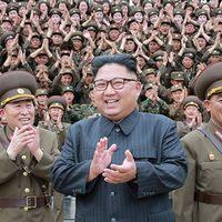 BEKIÁLTÁS: Kim Dzsongun harca a vírussal