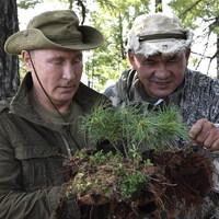 Beindult Putyin Ukrajna ellen