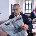 Az ellopott Magyar Nemzet