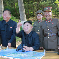 Koreai rakéta a médiában