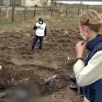 Ukrajna: Azonosítatlan holttestek